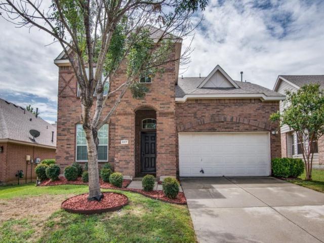 5917 Greenmeadow Drive, Denton, TX 76226 (MLS #13683441) :: The Real Estate Station