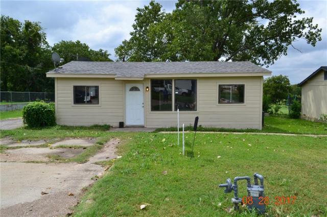 500 W 1st Street, Ferris, TX 75125 (MLS #13683734) :: Pinnacle Realty Team