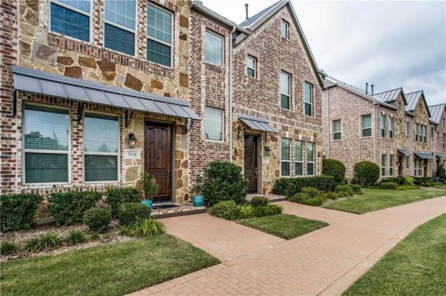 7919 Parkwood Boulevard, Plano, TX 75024 (MLS #13683777) :: Van Poole Properties