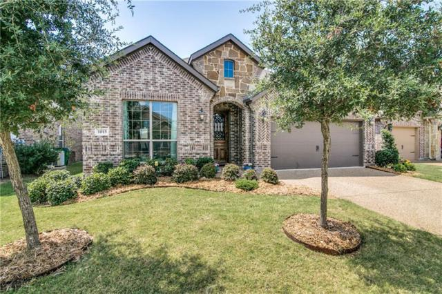 1015 Wedgewood Drive, Forney, TX 75126 (MLS #13684940) :: Exalt Realty
