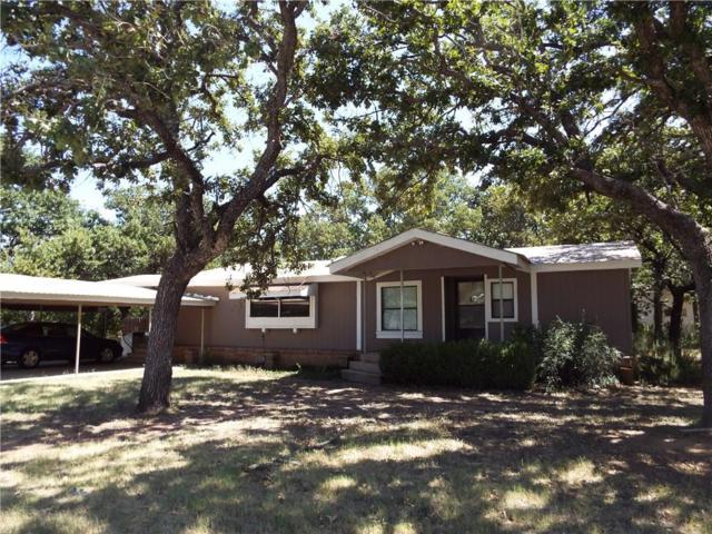 1206 S Mulberry Street, Eastland, TX 76448 (MLS #13685128) :: Team Hodnett