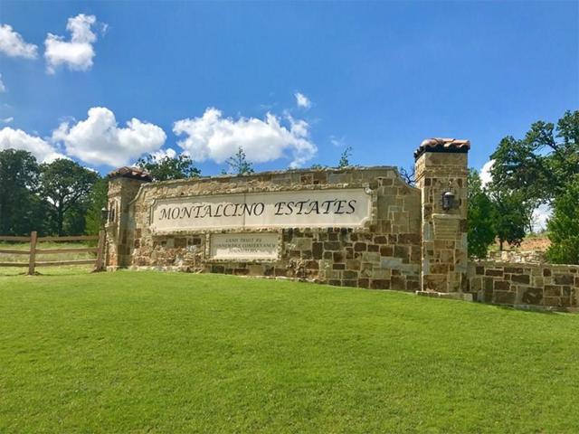4705 Montalcino Boulevard, Flower Mound, TX 75022 (MLS #13685271) :: The Real Estate Station
