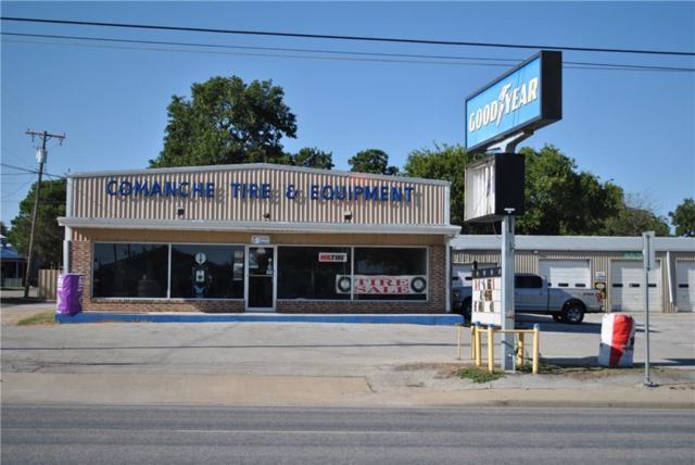401 E Central Avenue, Comanche, TX 76442 (MLS #13687295) :: The Kimberly Davis Group