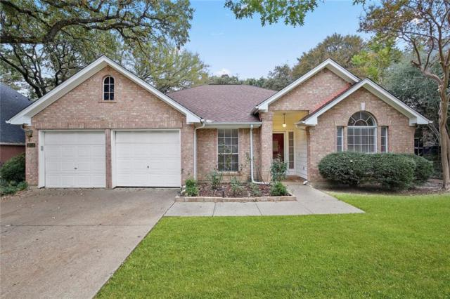 1818 Rolling Ridge Drive, Grapevine, TX 76051 (MLS #13687776) :: The Rhodes Team
