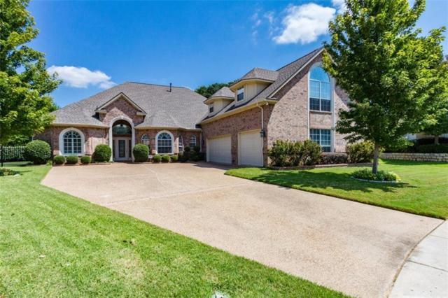 2604 Buckhorn Court, Grapevine, TX 76051 (MLS #13688178) :: Kindle Realty