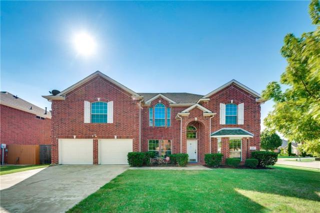 1117 Sprague Drive, Plano, TX 75094 (MLS #13688415) :: Exalt Realty