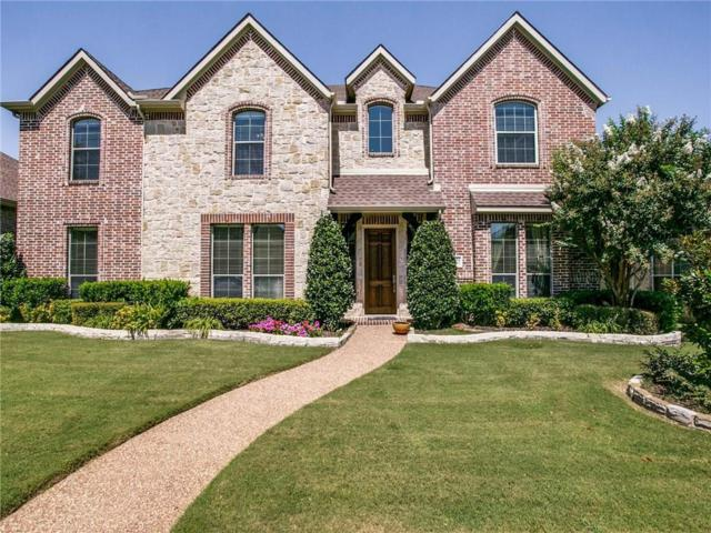 1124 Bridgeway Lane, Allen, TX 75013 (MLS #13689567) :: Kimberly Davis & Associates