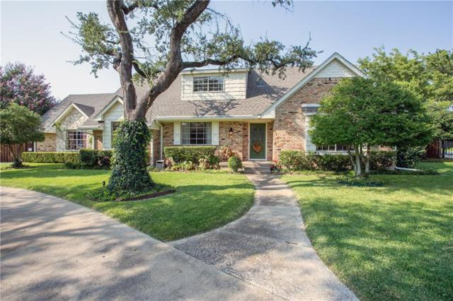 7509 Stonecrest Drive, Dallas, TX 75254 (MLS #13689849) :: Hargrove Realty Group