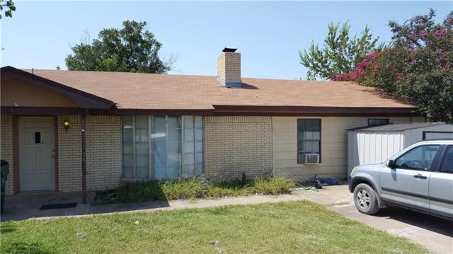 105 Terrell, Ranger, TX 76470 (MLS #13689928) :: Team Hodnett