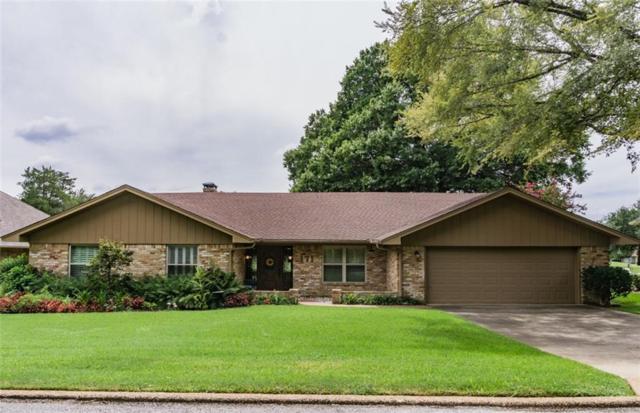 171 Fairway Drive, Bullard, TX 75757 (MLS #13690168) :: Team Hodnett
