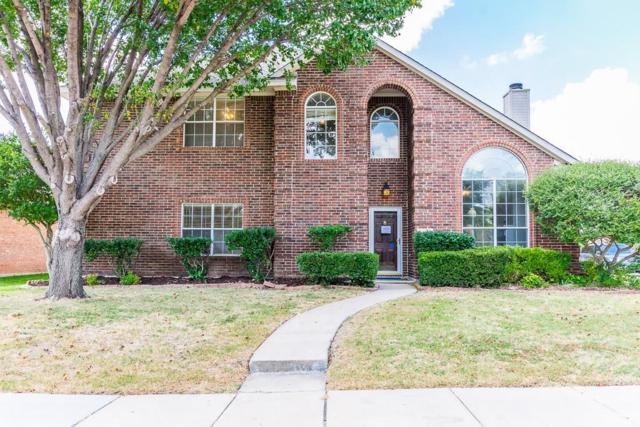 8209 Dock Street, Frisco, TX 75035 (MLS #13690508) :: Kimberly Davis & Associates