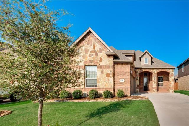 1181 Barberry Drive, Burleson, TX 76028 (MLS #13690795) :: Potts Realty Group