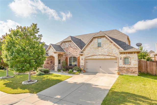 1213 Claire Court, Burleson, TX 76028 (MLS #13690876) :: Team Hodnett