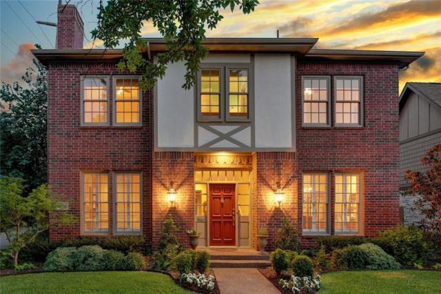 2901 Westminster Avenue, University Park, TX 75205 (MLS #13691021) :: Robbins Real Estate