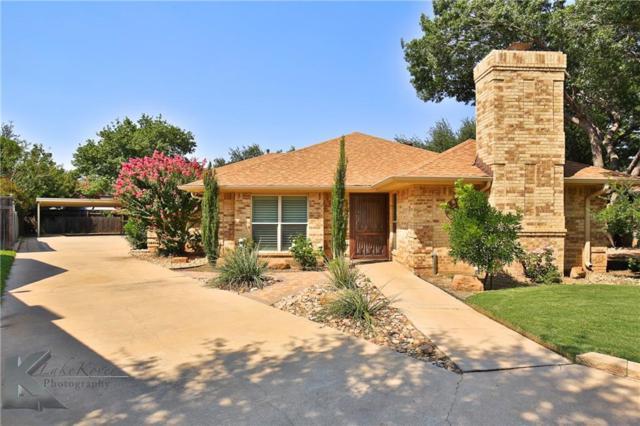 28 Cherry Hills E, Abilene, TX 79606 (MLS #13691201) :: The Tonya Harbin Team