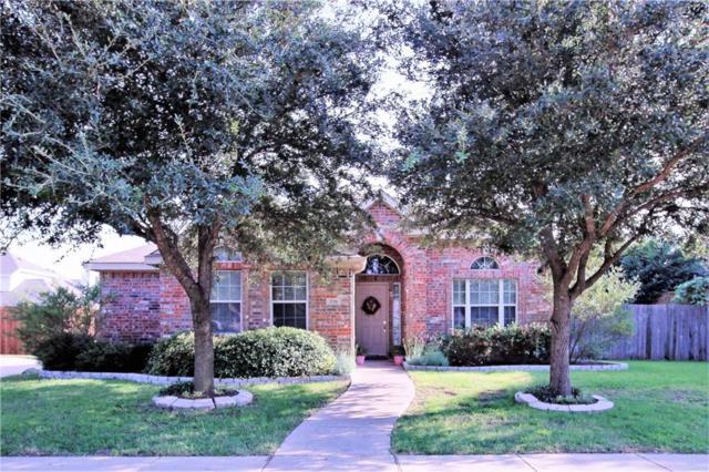 1720 Hackberry Branch Drive, Allen, TX 75002 (MLS #13691257) :: Frankie Arthur Real Estate