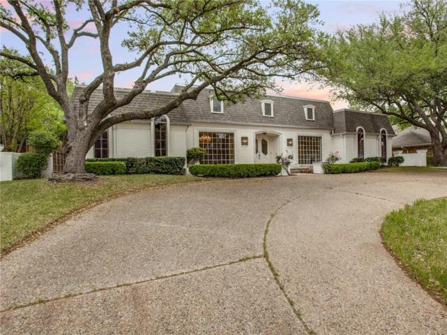 7047 Lupton Drive, Dallas, TX 75225 (MLS #13691417) :: Robbins Real Estate