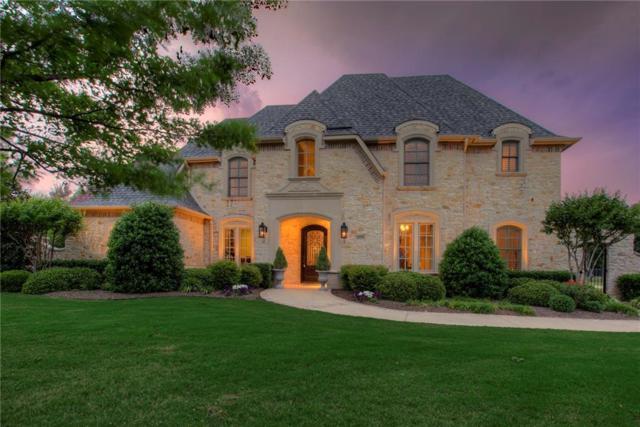 4009 Chimney Rock Drive, Flower Mound, TX 75022 (MLS #13691578) :: Frankie Arthur Real Estate