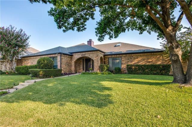 4331 Country Brook Drive, Dallas, TX 75287 (MLS #13691683) :: Van Poole Properties