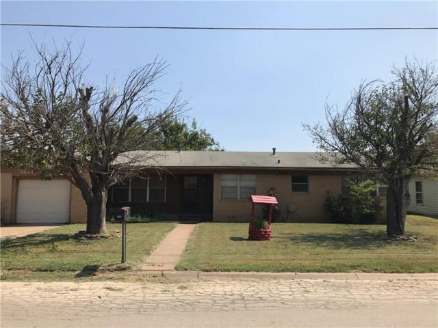 908 N Park, Breckenridge, TX 76424 (MLS #13691705) :: RE/MAX Town & Country