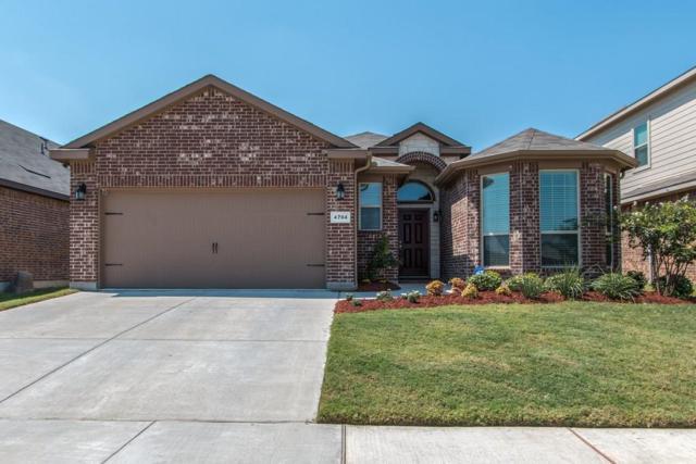 4704 Shagbark Drive, Denton, TX 76226 (MLS #13691798) :: The Real Estate Station