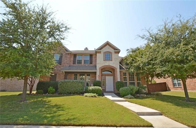 1016 Carson Drive, Allen, TX 75002 (MLS #13692720) :: Frankie Arthur Real Estate
