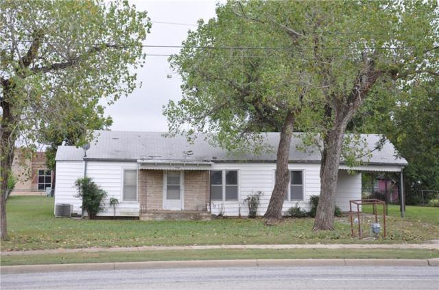 1060 W Commerce Street, Brownwood, TX 76801 (MLS #13692828) :: Team Hodnett