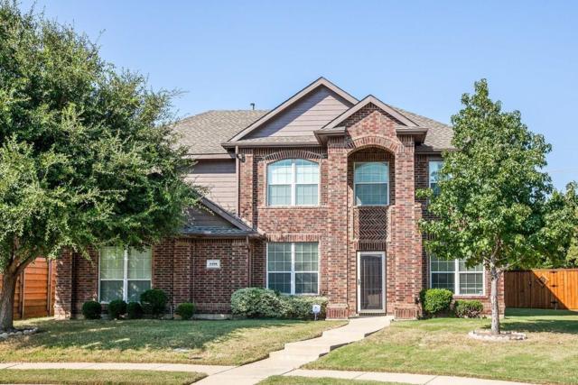 1401 Crutchfield Lane, Lewisville, TX 75077 (MLS #13692854) :: The Rhodes Team