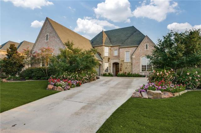 2800 Gareths Sword Drive, Lewisville, TX 75056 (MLS #13692913) :: Kimberly Davis & Associates