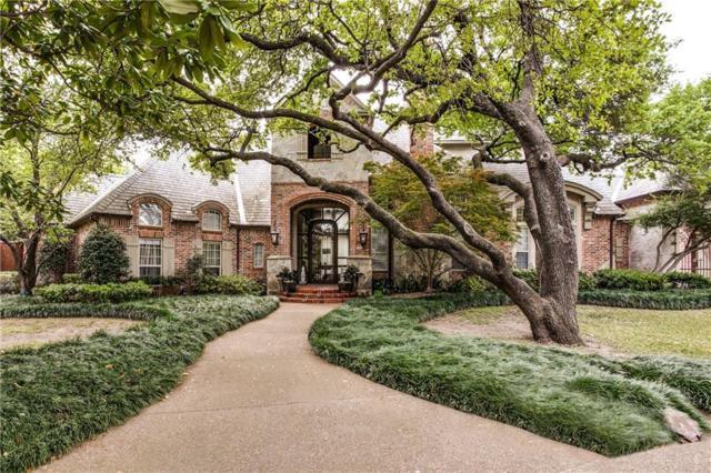 5310 Rock Cliff Place, Dallas, TX 75209 (MLS #13692933) :: Team Hodnett