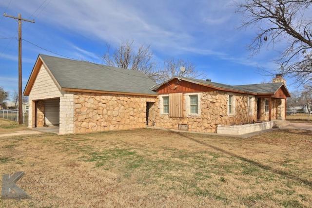 810 Avenue F, Hawley, TX 79525 (MLS #13692970) :: The Tonya Harbin Team
