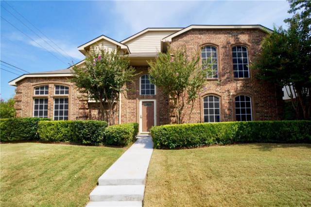 4100 Howard Drive, The Colony, TX 75056 (MLS #13693272) :: Kimberly Davis & Associates