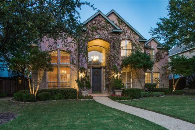 4448 Mira Vista Drive, Frisco, TX 75034 (MLS #13693337) :: The Cheney Group