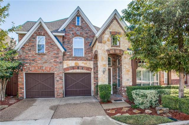 4204 Valley Brook Drive, Richardson, TX 75082 (MLS #13693400) :: Kimberly Davis & Associates