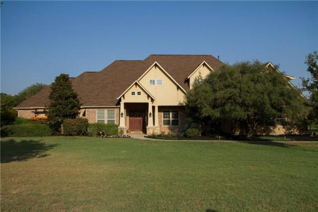 420 E Hickory Ridge Circle, Argyle, TX 76226 (MLS #13693721) :: Frankie Arthur Real Estate