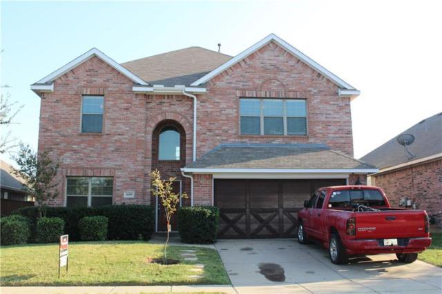 1609 Castle Creek Drive, Little Elm, TX 75068 (MLS #13693876) :: Kimberly Davis & Associates