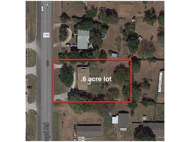 11790 Fm 730 N, Azle, TX 76020 (MLS #13693939) :: The Real Estate Station
