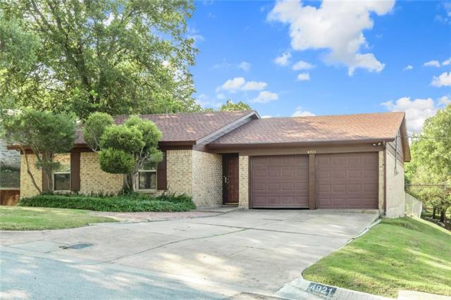 4921 Bonnell Avenue, Fort Worth, TX 76107 (MLS #13694115) :: The Rhodes Team