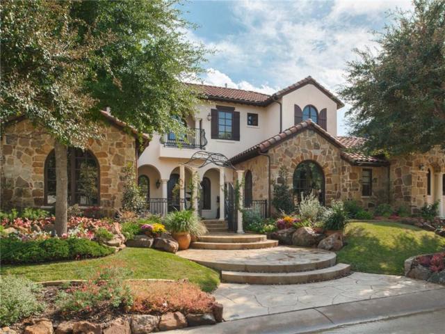 705 Park Lake Drive, Mckinney, TX 75070 (MLS #13694132) :: Kimberly Davis & Associates