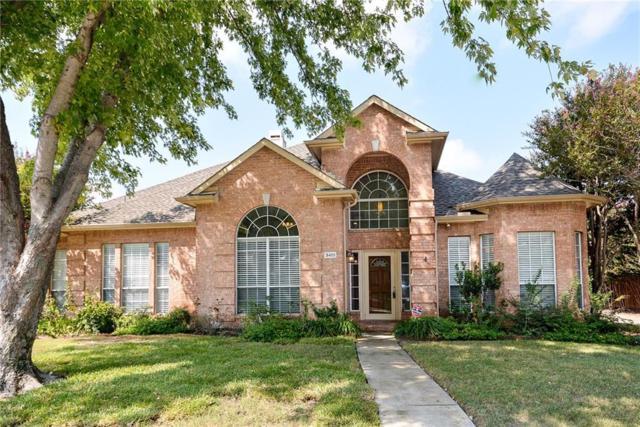 3401 Waltham Drive, Richardson, TX 75082 (MLS #13694230) :: Kimberly Davis & Associates