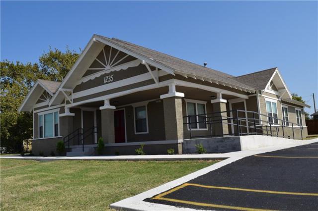 1235 Ranger Highway, Weatherford, TX 76086 (MLS #13694312) :: Team Hodnett