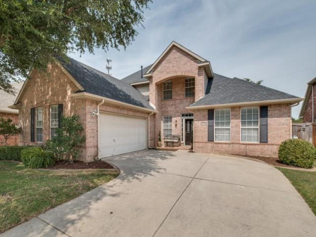 308 Patricia Lane, Highland Village, TX 75077 (MLS #13694317) :: The Rhodes Team