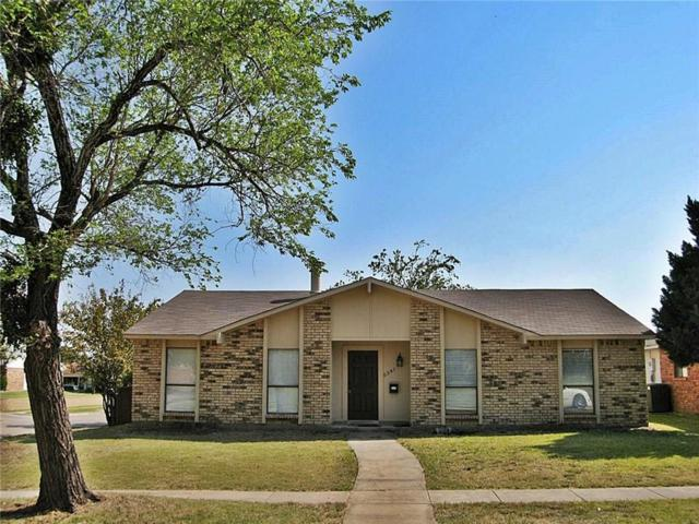 5541 Vaden Street, The Colony, TX 75056 (MLS #13694335) :: The Cheney Group