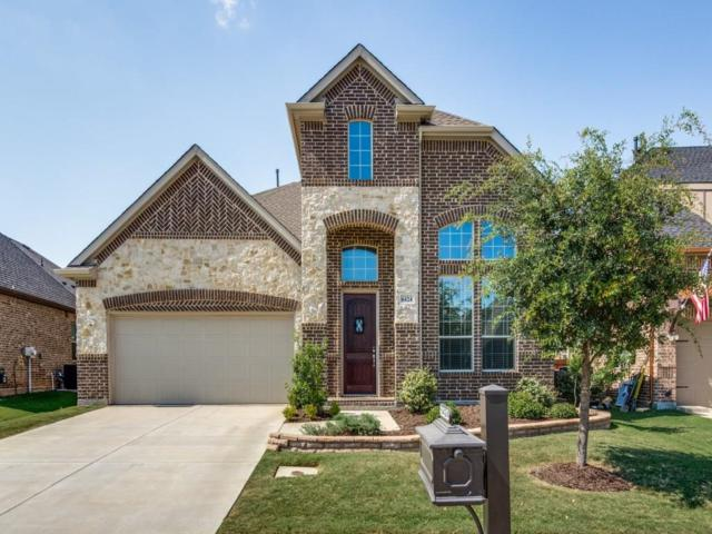 6424 Prairie Brush Trail, Flower Mound, TX 76226 (MLS #13694378) :: The Real Estate Station