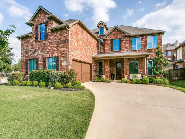 428 Crystal Glen Drive, Keller, TX 76248 (MLS #13694425) :: The Marriott Group