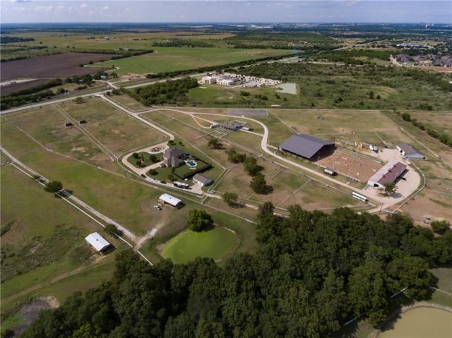 9255 Fort Worth Drive, Argyle, TX 76226 (MLS #13694456) :: Frankie Arthur Real Estate