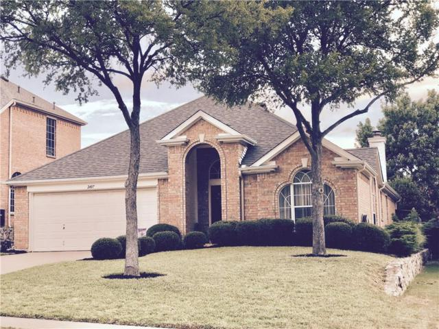 2407 High Chapel Court, Highland Village, TX 75077 (MLS #13694692) :: The Rhodes Team