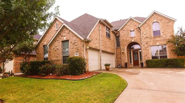829 Moss Cliff Circle, Mckinney, TX 75071 (MLS #13694901) :: The Cheney Group