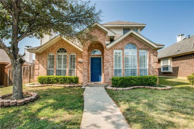 1436 Bregenz Lane, Lewisville, TX 75067 (MLS #13694975) :: Kimberly Davis & Associates