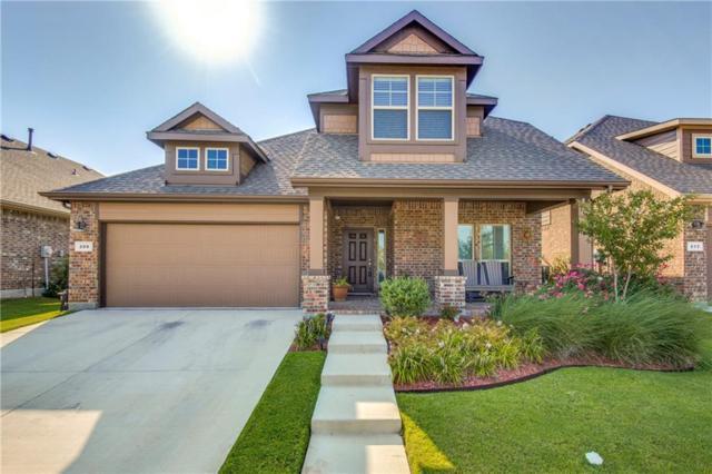 209 Meadows Drive, Argyle, TX 76226 (MLS #13695333) :: Frankie Arthur Real Estate